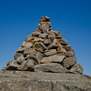 Another cairn.