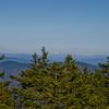 Zoom North to Franconia Ridge.
