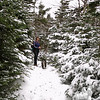 Now on the Franconia Ridge Trail.
