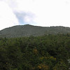 Summit cone of Mount Madison from the Valley Way.