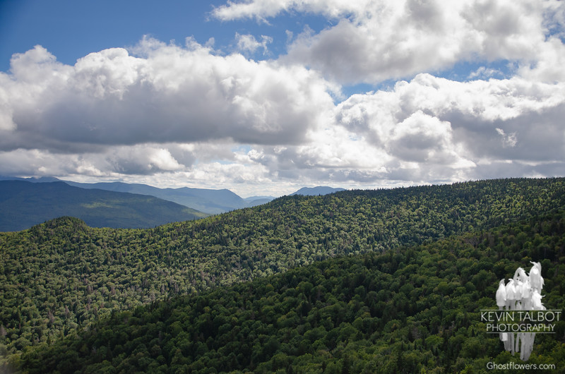 Looking south through Crawford Notch again from a slightly different perspective...