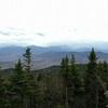 View southeast to the Presidentials.