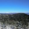 View norteast to Mount Washington from Mount Moosilaukee.