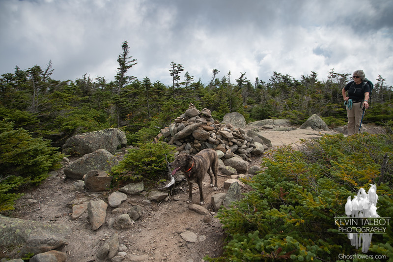 """The """"Almost There!"""" Cairn..."""