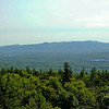 The Ossipee Range.