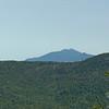 View northwest to Franconia Ridge.
