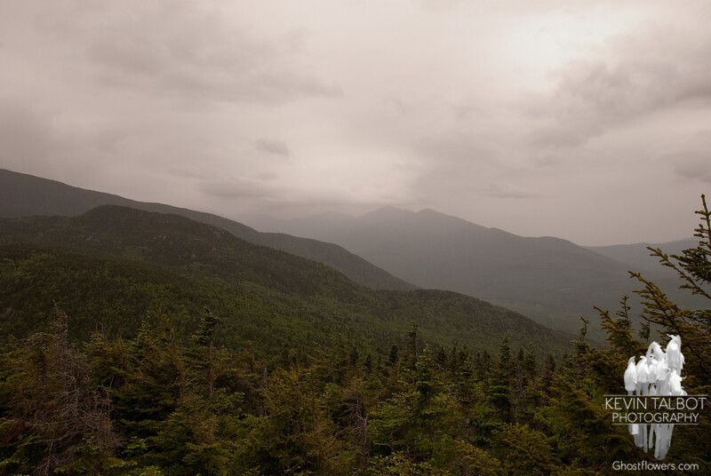 Better view of the Presidentials.