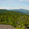 Across the Dry River Wilderness to Mount Washington.