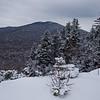View towards Kinsman Ridge.