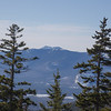 Zoom of Mount Chocorua