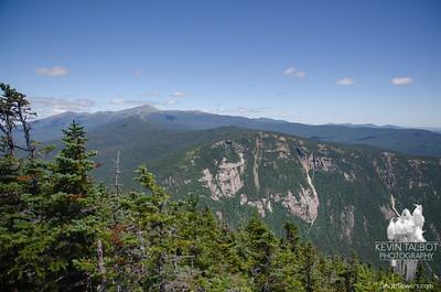 Mount Tom, Mount Field & Mount Willey 8-10-18