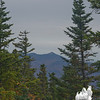 Chocorua through the trees...