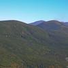 Mount Eisenhower to Mount Washington.