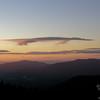 Icthyosaur hovers over Bretton Woods.