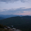 Moonrise from Middle Sugarloaf 1.