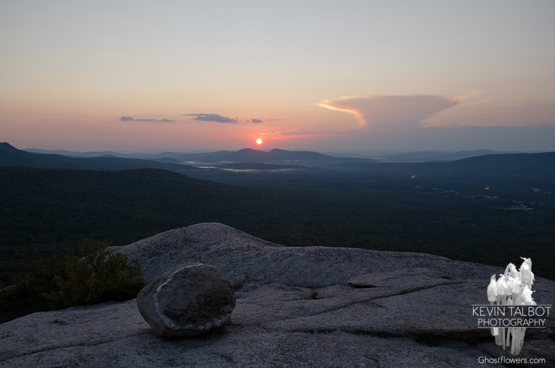 Sunset from Middle Sugarloaf 4.