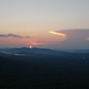 Sunset from Middle Sugarloaf 7.