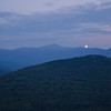 Moonrise from Middle Sugarloaf 4.