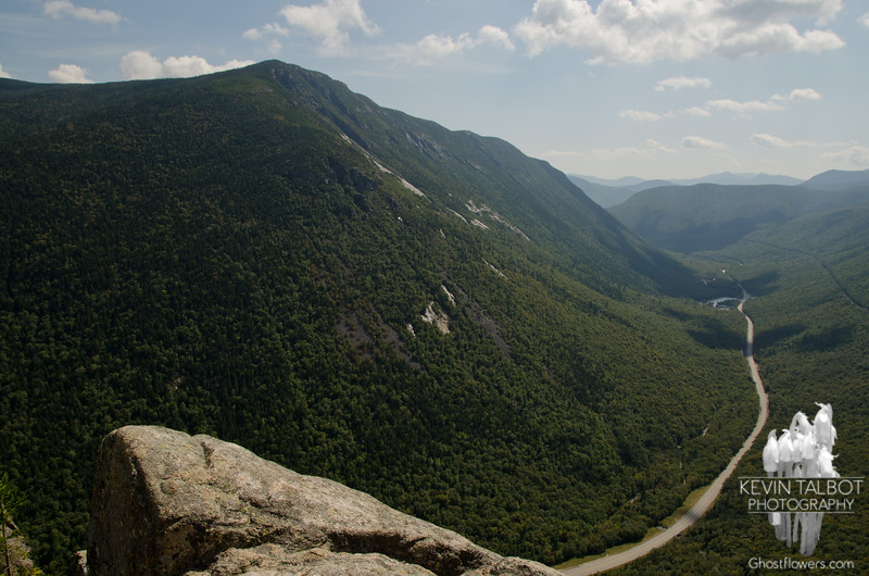Mount Webster from Mount Willard 1.