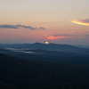 Sunset from Middle Sugarloaf 9.