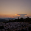Sunset from Middle Sugarloaf 12.