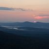Sunset from Middle Sugarloaf 10.