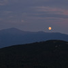 Moonrise from Middle Sugarloaf 6.