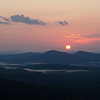 Sunset from Middle Sugarloaf 6.