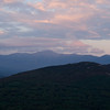 Eastern view at sunset from Middle Sugarloaf 3.