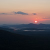 Sunset from Middle Sugarloaf 5.