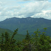 Zoom of Franconia Ridge.