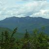 Zoom of Franconia Ridge.