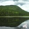 Mount Wolf above Gordon Pond.
