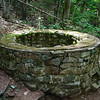One of two old wells...