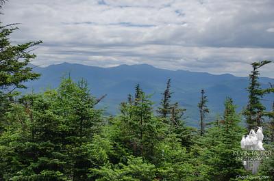 Mounts Starr King & Waumbek 7-12-18