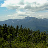 Another view of L to R, Boott Spur, Mount Washington and Mount Clay.