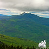 View south to Mount Chocorua vertical. JT