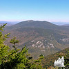 First good view is across Grafton Notch to the Baldpates.