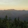 North west to Franconia Ridge.