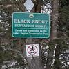 Black Snout-south!
