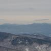 L to R Osceolas, Franconia Ridge, Tripyramids, Whiteface...