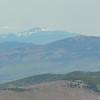 Mount Washington towers over Mount Chocorua.