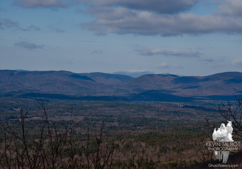 Mount Moosilauke to the northwest.