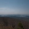 First views southwest across Lake Winnepesaukee to the Belknap Range.