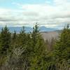 View north to Mount Passaconaway.