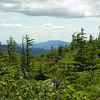 View south to Mount Chocorua.