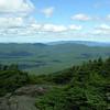 Northwest over the Dartmouth Range.