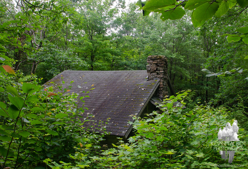 Old Hunter's Cabin on the Cabin Trail...