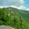 View of Mount Moriah's east ledges horizontal.
