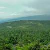 Plateau just below the summit.
